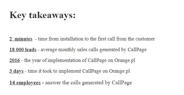 callpage case study