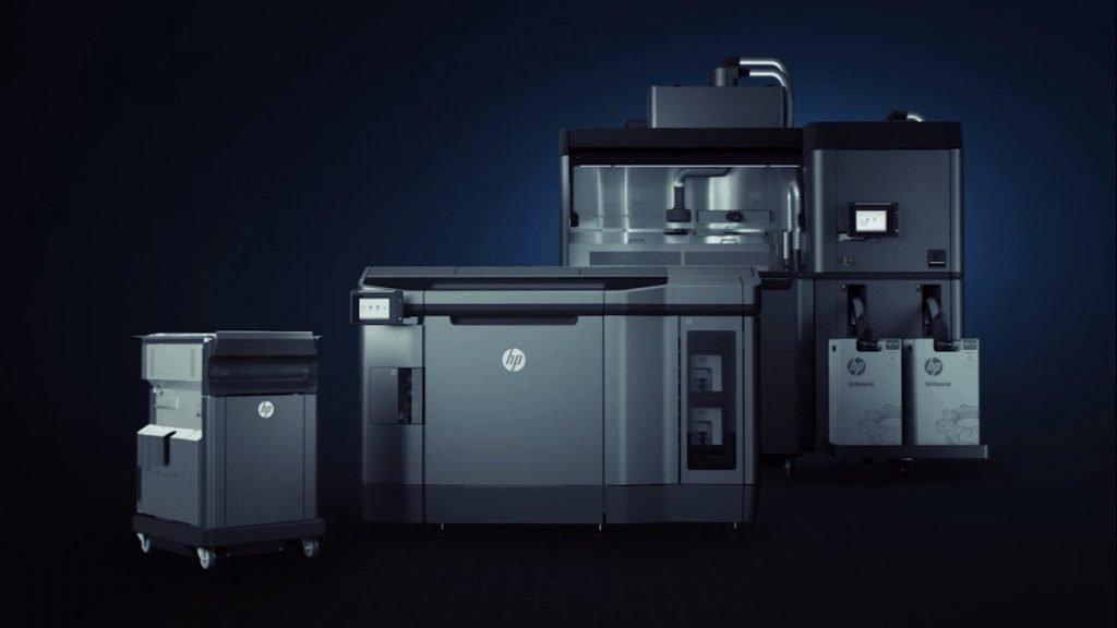 Drukarka 3D - HP Multi Jet Fusion