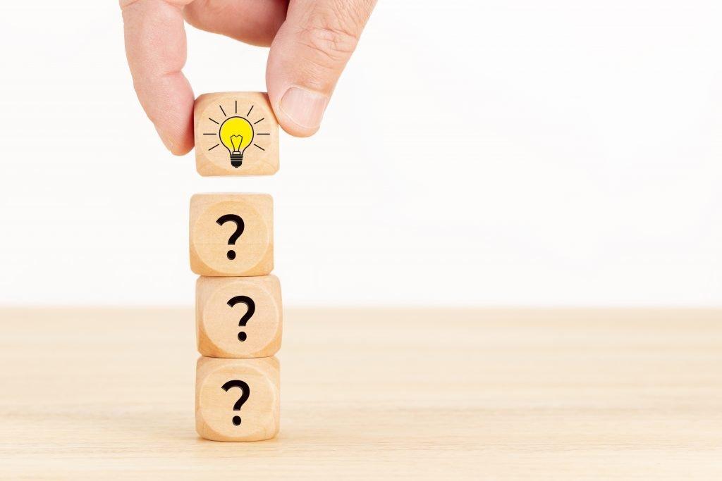 strategia powinna być poprzedzona zadaniem sobie pytań